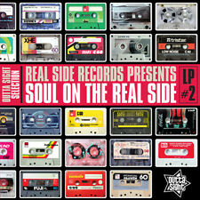 "SOUL ON THE REAL SIDE #2  ""THE PLAYLIST CONTINUES - 10 MONSTER TRACKS""  LP"