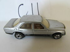 HOT WHEELS 1981 MERCEDES 380 SEL SILVER ON HONG KONG BASE - LOOSE