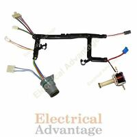 s l200 4l60e transmission internal wire harness with tcc lock up solenoid 4L60E Transmission Shift Solenoid Location at webbmarketing.co