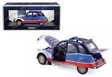 NOREV 1/18 1976 CITROEN 2CV 6 BASKET DIECAST CAR MODEL 181498