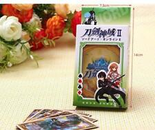 Collect!Japanese Anime Sword Art Online Poker Cards Playing Cards