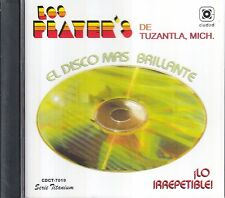 Los players El Disco Mas Brillante CD New Nuevo Sealed