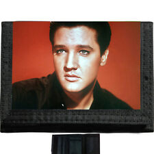 Elvis BLACK TRIFOLD NYLON WALLET Great Gift Idea