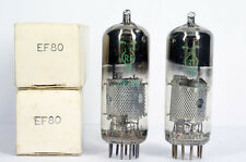1x EF80/6BX6/Z719 RT NOS FRANCE Tube Röhre Valvola Lampe TSF Valvula Valve