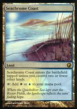 Seachrome Coast FOIL | NM | SoM | Magic MTG
