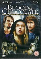 SANGRE Y CHOCOLATE - NUEVO DVD