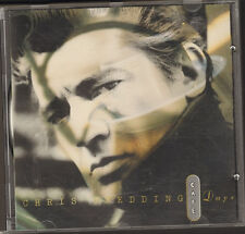 CHRIS SPEDDING Cafe Days CD NEW 11 track NEW ROSE 1990 Steve Berlin