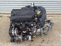 FORD TRANSIT CUSTOM MK8 13-16 2.2 TDCI ENGINE + FUEL PUMP INJECTORS & TURBO DRFF