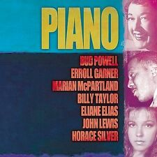 Giants of Jazz: Piano by Various Artists (CD, Oct-2005, Savoy Jazz (USA))