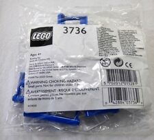 LEGO 3736 Accessories Blue Train Doors with Clear Panes NEW & SEALED Polybag Set