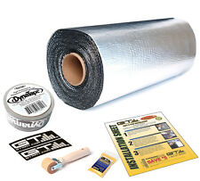 GTMat Ultra 80mil Bulk Pack 50sqft Discount Sound Deadener w/ DynaTape
