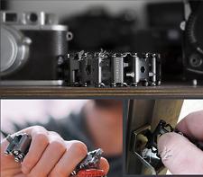 NEW TREAD Stainless Steel Multi Tool Bracelet Multi Tool As LEATHERMAN Black NO1