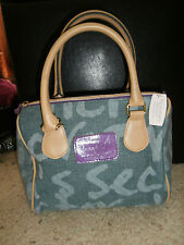 NEW Love Victorias Secret The sexiest on earth TOTE COSMETIC BAG PURSE CANVAS