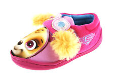 Girls Paw Patrol Skye Slippers - Kids Character Slippers