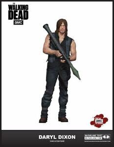-= ] MCFARLANE - The Walking Dead Deluxe Action Figure Daryl Dixon (S6) [ =-