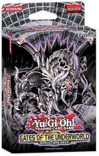 Gates of The Underworld 1st Structure Deck New with Play Mat + Rule Book Mint*