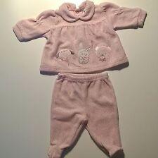 COMPLETO INTIMO CINIGLIA per neonata 1 mese