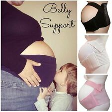 Pregnancy Abdomen Maternity Support Belt Belly Lumbar Recovery Relief Pain UK