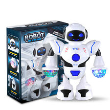 Intelligenter Roboter Kinder Kids Elektronisches Spielzeug Tanzen Musik Licht