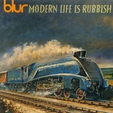 Blur - Modern Life Is Rubbish Vinyl LP New & Sealed