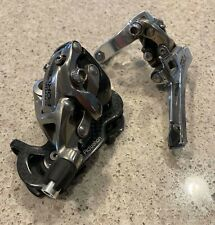 ** SRAM Force front & rear derailleur 2x10 * 34.9mm clamp size * Short cage rear