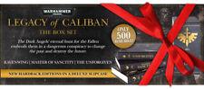 Legacy of Caliban: Super Limited Edition Hardback Trilogy Box Set: Gav Thorpe
