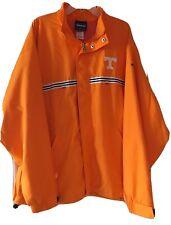 Mens Adidas Tennessee Volunteers Team Lined Vented Sz XXL 2XL Jacket Coat