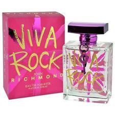 John Richmond Viva Rock EDT Spray  for Women 100 ml 3.4 fl.oz. FREE P&P
