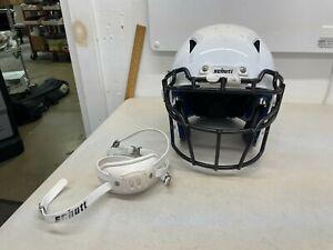 Schutt Vengeance Pro Football Helmet - White - XL - LOANER HELMET