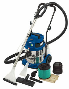 DRAPER 20L 3 in 1 Wet and Dry Shampoo/Vacuum Cleaner (1500W) - 75442