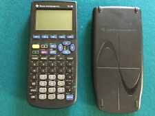 Texas Instruments Ti-89 Graphing Calculator For Repair Or Parts With Case