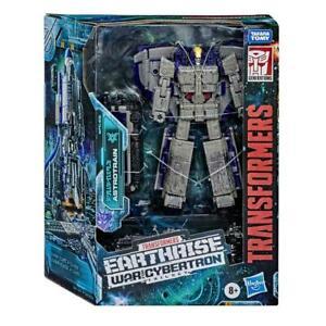 Transformers War For Cybertron Earthrise Astrotrain Leader Class 7 inch Figure