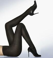Wolford Cashmere Silk Tights Size Small Black New 11316
