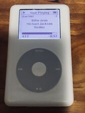 Apple HP Invent  20GB iPod 4th Generation PE435AABA White  Classic.
