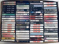 You Pick Cassette Tapes 80s 90s Pop Rock Synth Greatest Hits Bulk Discounts