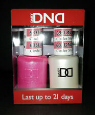 DND Daisy Soak Off Gel Polish Cinder Shoes 683 LED/UV 15ml gel duo NEW