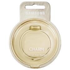 Samsung Charm Life Style Band weiss gold Fitnesstracker Schrittzähler bluetooth