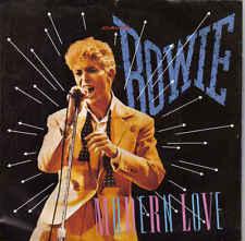 David Bowie-Modern Love vinyl single