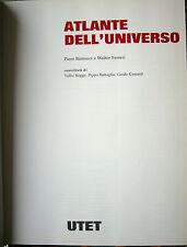 ATLANTE DELL'UNIVERSO, P. Bianucci - W. Ferreri, ediz. Utet 1998