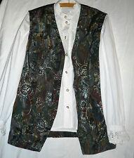 Damen Vintage-Blusen, - Tops & -Shirts aus Mischgewebe