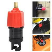Air Inflator Valve Pump Adapter Accessory for Inflatable Canoe Kayak Boat