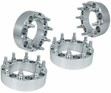 """1999 2000 2001 2002 FORD SUPER DUTY 1.5"""" WHEEL SPACERS ADAPTER F250 F350 2x4 4x4"""