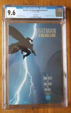 Batman: The Dark Knight Returns #1 CGC 9.6 NM+, White pages, 3rd Printing