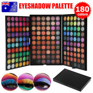180 colors Eyeshadow palette Shimmer/Matte Eye shadow Makeup Concealer AU