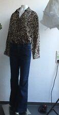 RALPH LAUREN Jeans 40 L 42 XL Dunkel Blau Denim gerades Bein