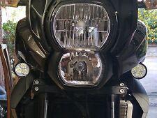 12V 24V 780LM Cree LED Driving Light x2 TriumpTiger BMW KTM Adventure Motorcycle