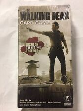 The Walking Dead Card Game, 2-10 Players, Ages 15+.  Can You Survive?