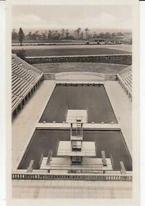 Olympiade Berlin 1936 -  Ansichtskarte  Schwimmstadion