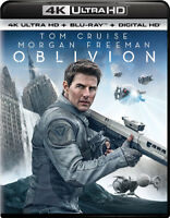 Oblivion [New 4K UHD Blu-ray] 4K Mastering, UV/HD Digital Copy, 2 Pack