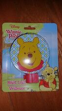 Disney Winnie The Pooh Veilleuse Night Light.